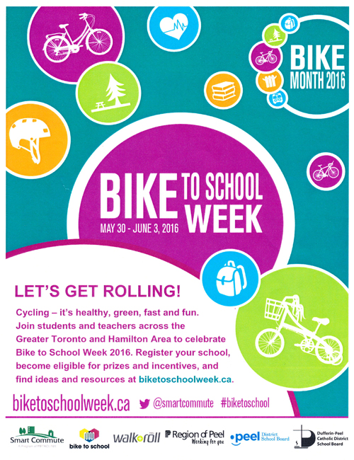 2016 Peel Bike to School Week Poster_500
